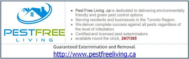 Pest Free Living