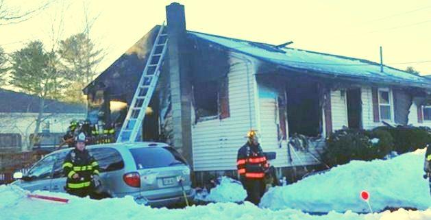 House destroyed killing ants